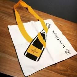 Canvas Bag Veuve Clicquot