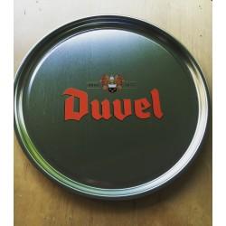 Plate Duvel metal