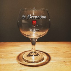 Bierglas St Bernardus