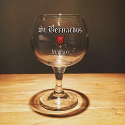 Glass beer St Bernardus