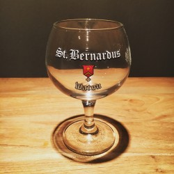 Glass beer St Bernardus - tasting glass (galopin)