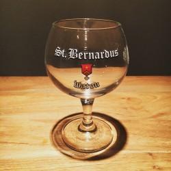 Verre bière St Bernardus galopin