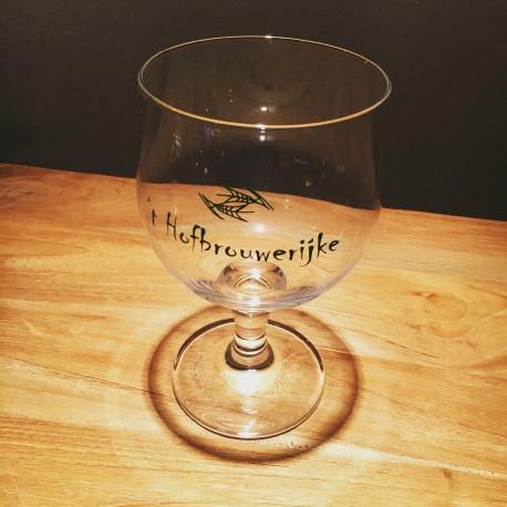 Verre bière 't Hofbrouwerijke