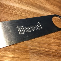 Bottle opener Duvel...