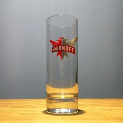 Glass Smirnoff highball...