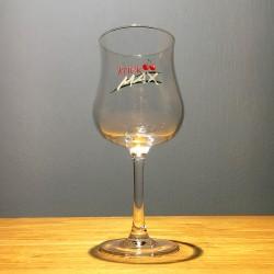 Glass beer Kriek Max model 2