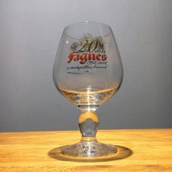 Glass beer Super des Fagnes...
