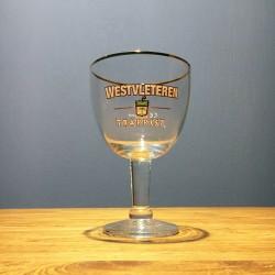 Glass beer Westvleteren...