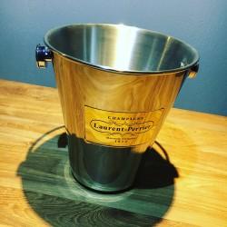 Ice bucket Laurent Perrier 1b