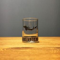 Glas vodka Beluga shooter 4cl