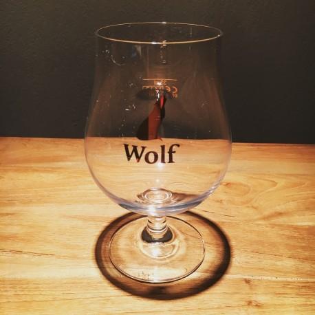 Bierglas Wolf klein