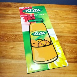Wall plate Looza metal model 1
