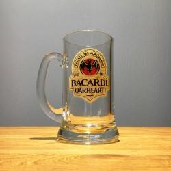 Glass Bacardi Spiced...