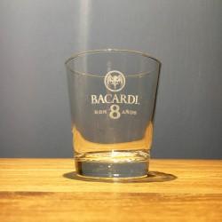 Glass Bacardi 8 anos