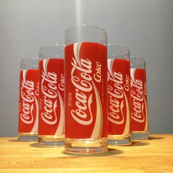 Glass Coca-Cola highball 40cl