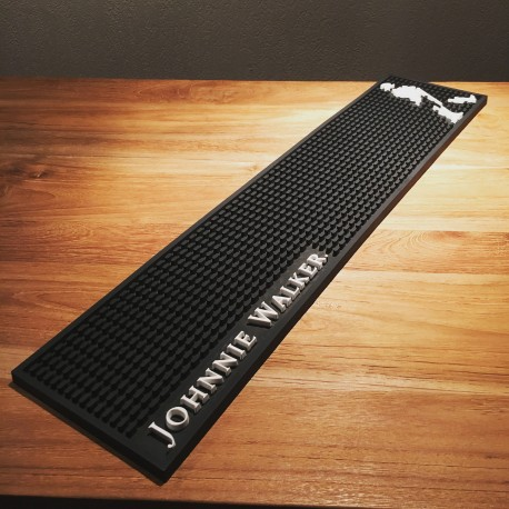 Tapis de bar Johnnie Walker