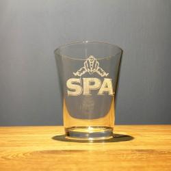 Verre eau Spa modèle 2
