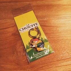Sleutelhanger bier Chouffe