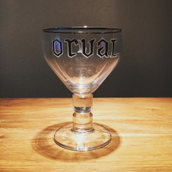 Glass Beer Orval