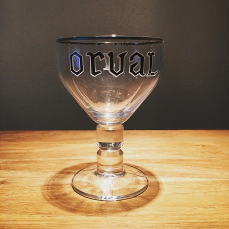 Verre Bière Orval