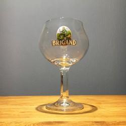 Glass beer Brigand vintage