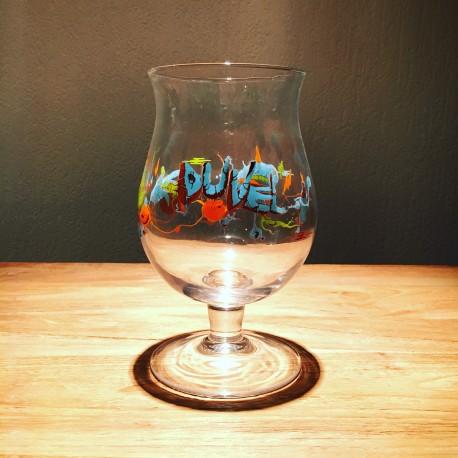 Glas bier Duvel collectie 8 Yan Sorgi