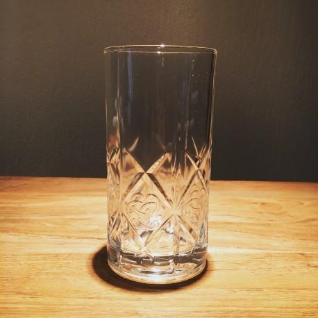 Glas Whisky Dewars long drink