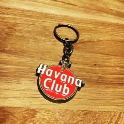 Keychain Havana Club metal