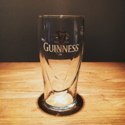 Glass Beer Guinness Pint 50cl