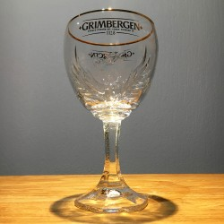 Glass beer Grimbergen 50cl...