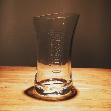 Cruche à eau Ricard transparente