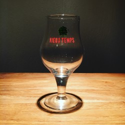 Glass beer Vieux Temps