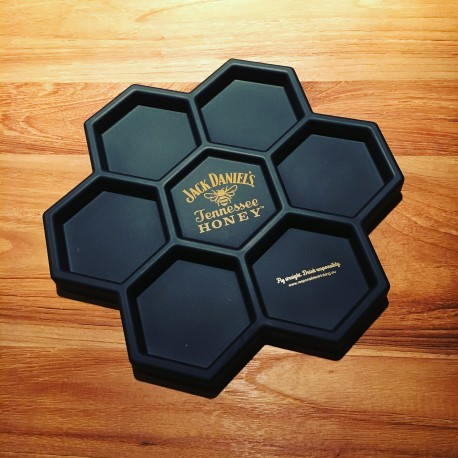 Plateau pour shooter Jack Daniel's Tenessee Honey