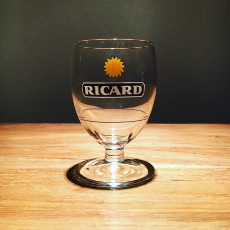 Glass Ricard ballon model soleil