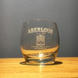 Verre Aberlour arrondi