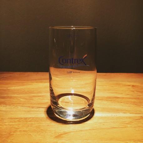 Glas Water Contrex