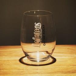 Glas bier Liefmans on the Rocks