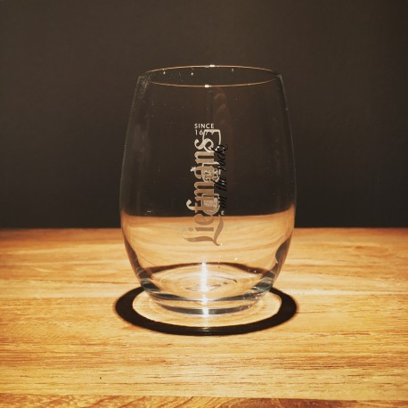 Glas bier Liefmans on the Rocks model 2