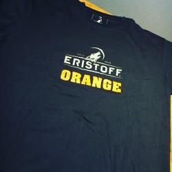 T-shirt Eristoff Blood Orange