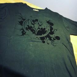 T-shirt Bacardi modèle 1 L