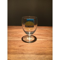 Glass Ricard collector Herbol