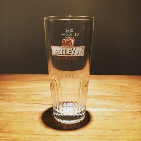 Glas bier Gueuze Belle-Vue