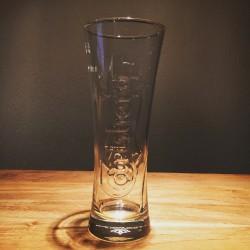 Glas bier Carlsberg 40cl