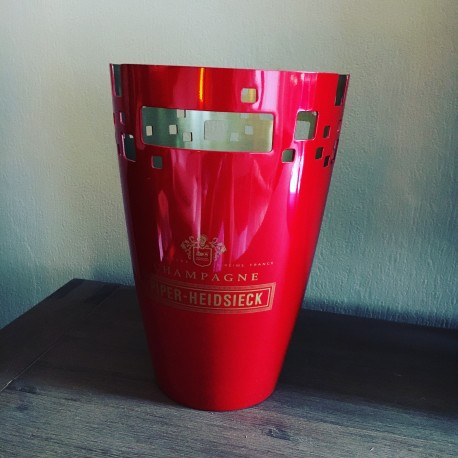 Ijsemmer Flessenemmer Martini pvc 2016
