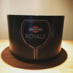 Ice bucket Martini Royale 10L