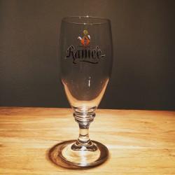 Glas bier La Ramée