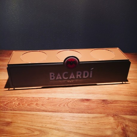 Glorifier Bacardi new logo