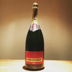 Dummy champagne bottle Piper Heidsiek Brut 1.5L (Magnum)