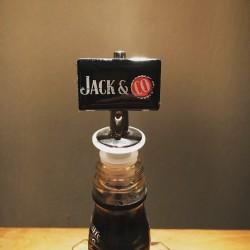 Pissette - bec verseur pour bouteille Jack Daniel's Jack & Co