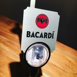 Dispenser Bacardi 50cl